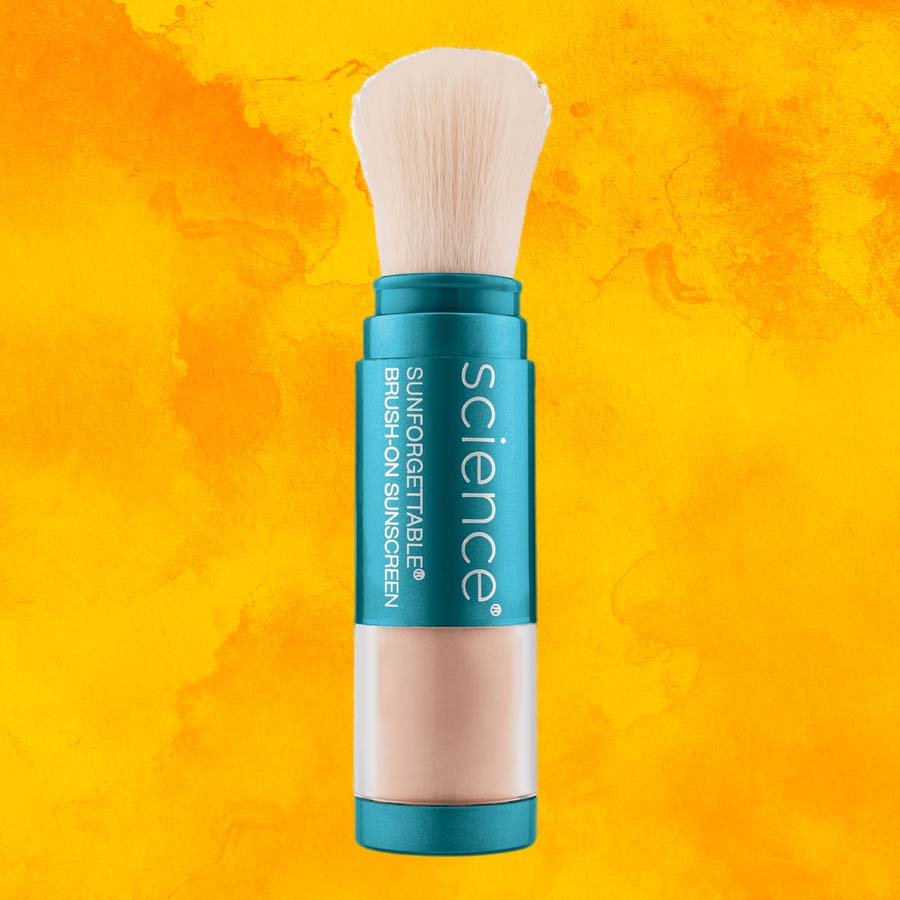 colorescience powder sunscreen review