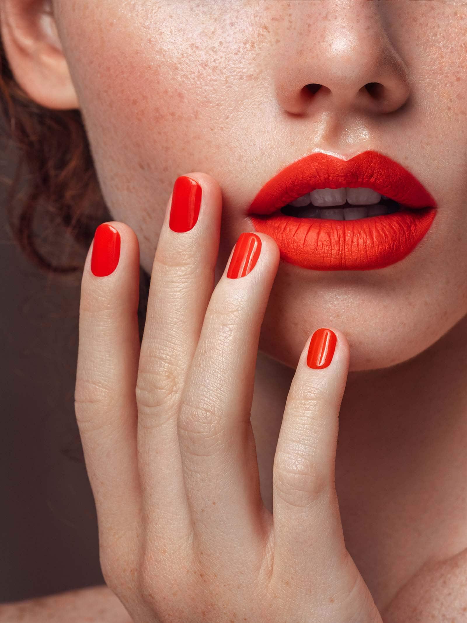 matte finish lipstick